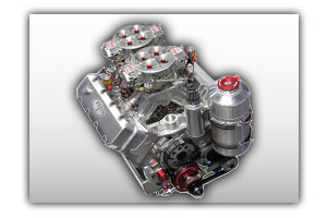Complete Competition Racing Engines