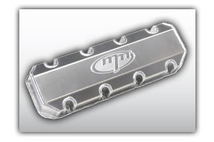 Custom Billet Aluminum Valve Covers by M&M Racing Engines