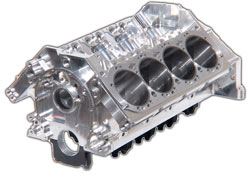 M&M Competition Engines Billet Racing Engine Block