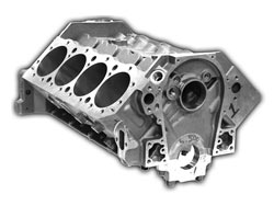 Complete Racing Engine Cylinder Block Machined