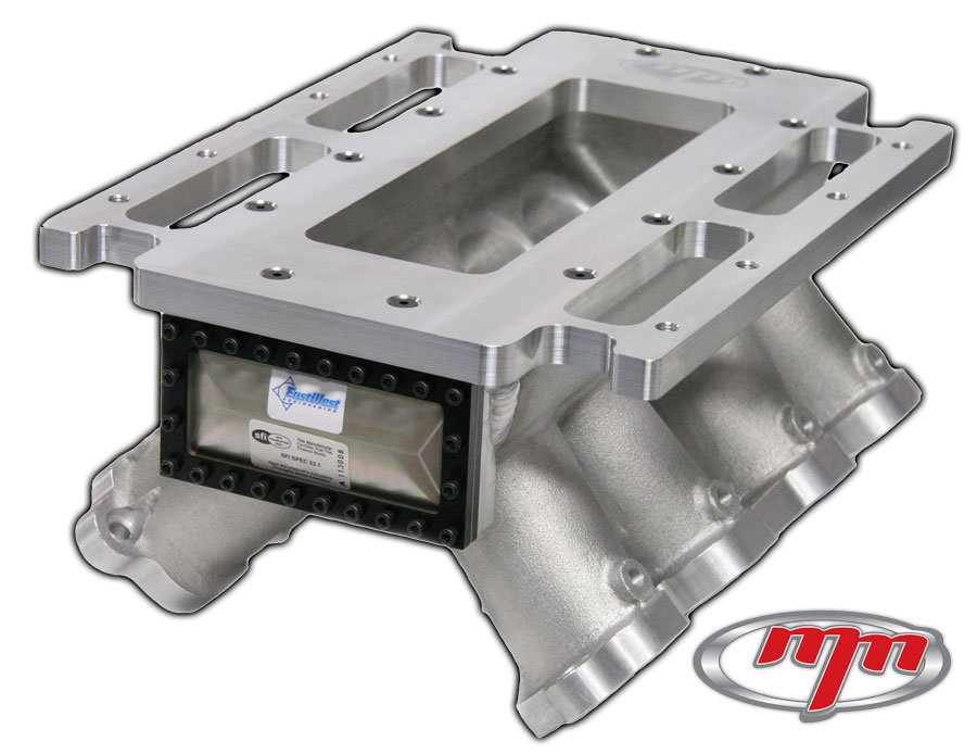 M Amp M Competition Engines Cast Aluminum Intake Manifolds